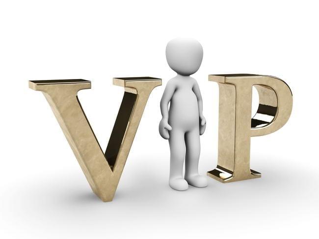 VIP-Kunde