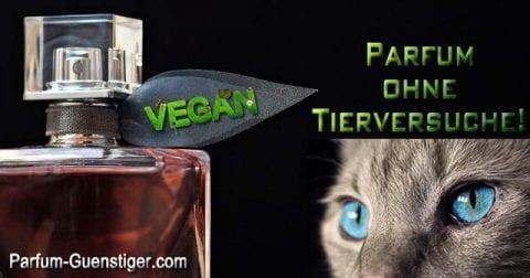 Parfum ohne Tierversuche